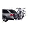 Thule Euro Classic G6 pyöränkuljetusteline autoon 2 polkupyörälle , harmaa/musta